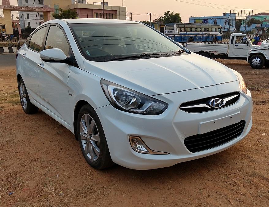 2012 Used Hyundai Verna FLUIDIC 1.6 SX CRDI OPT