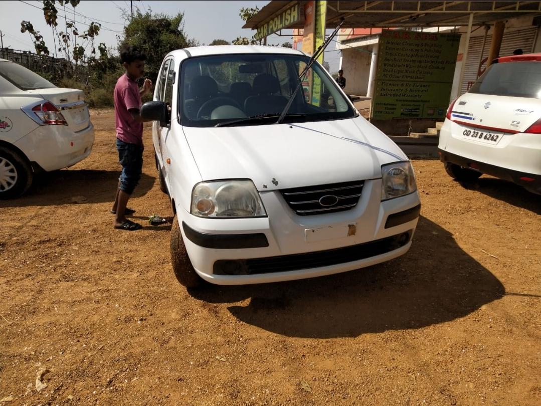 2006 Used Hyundai Santro Xing XO ERLX EURO III