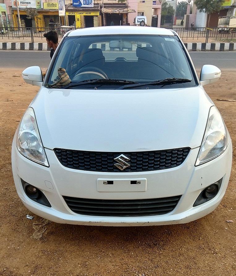 2014 Used Maruti Suzuki Swift VDI