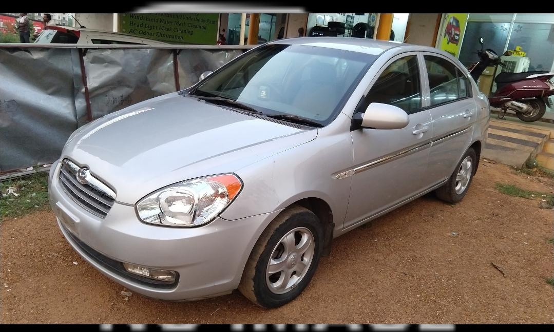 2009 Used Hyundai Verna I ABS