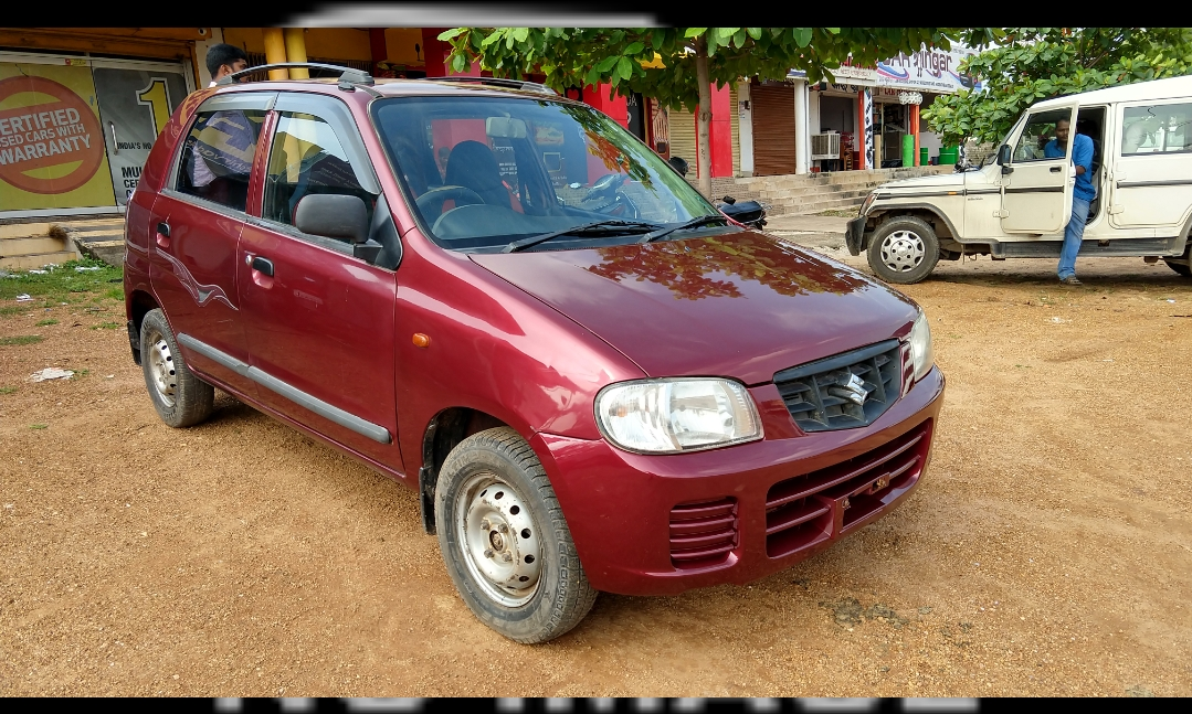 Used Maruti Suzuki in Jharsuguda - Mahindra First Choice