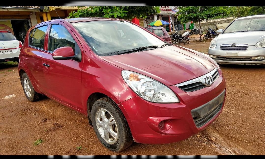 2010 Used Hyundai I20 SPORTZ 1.2 O