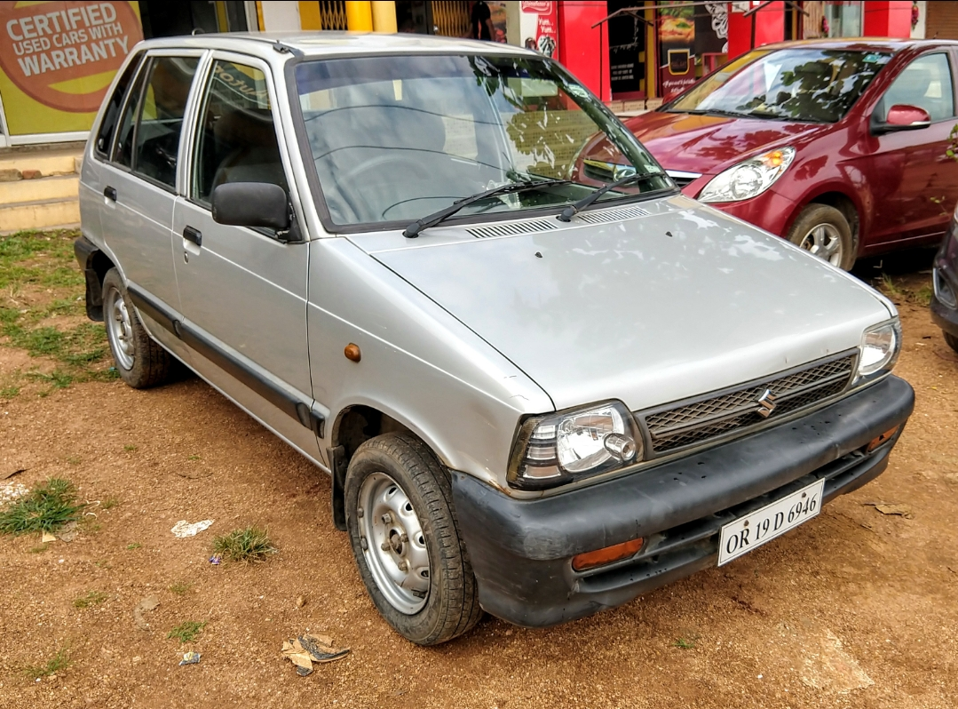 2006 Used Maruti Suzuki 800 AC BS III