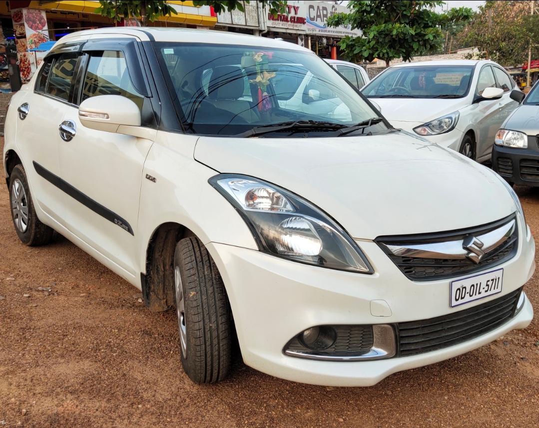 2016 Used Maruti Suzuki Swift Dzire VDI