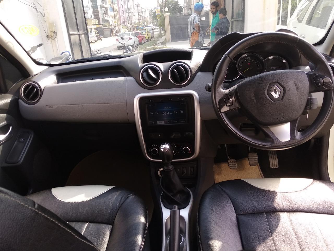 2014 Used Renault Duster RXZ DIESEL 110