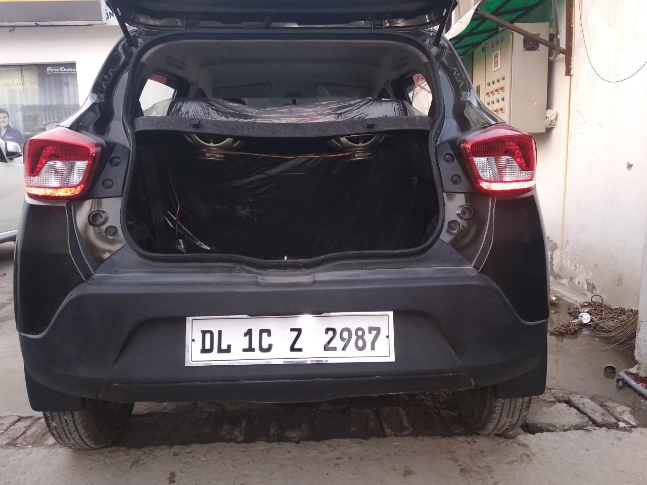 2018 Used Renault Kwid RXT