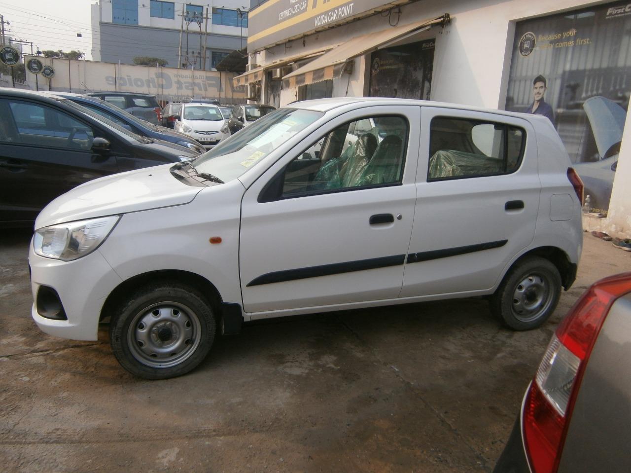 2016 Used Maruti Suzuki Alto K10 LXI