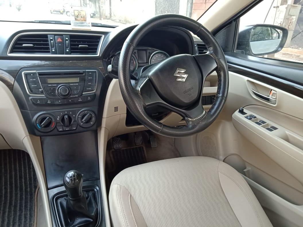 2016 Used Maruti Suzuki Ciaz VDI MT SHVS