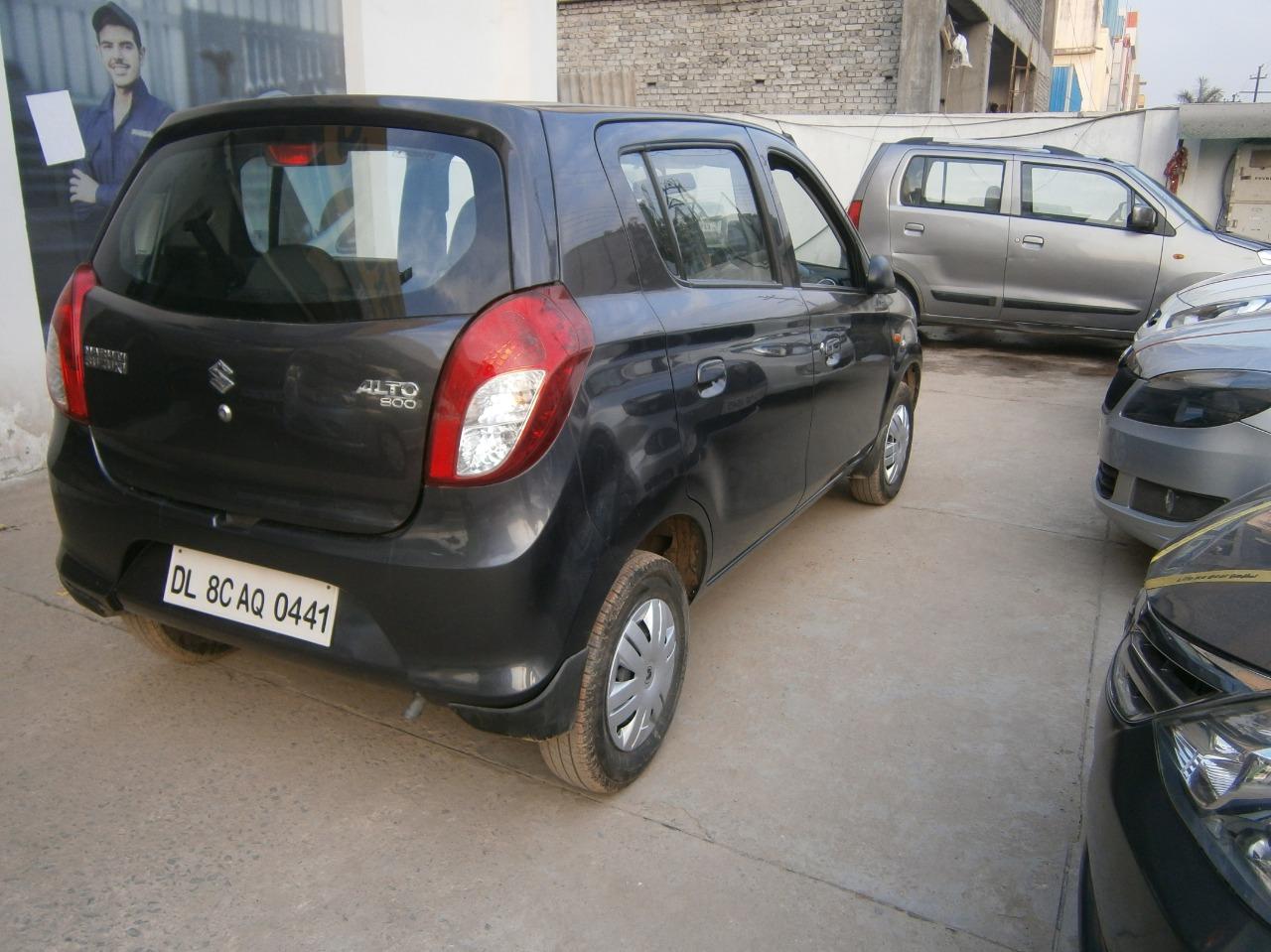 2017 Used Maruti Suzuki Alto 800 LXI