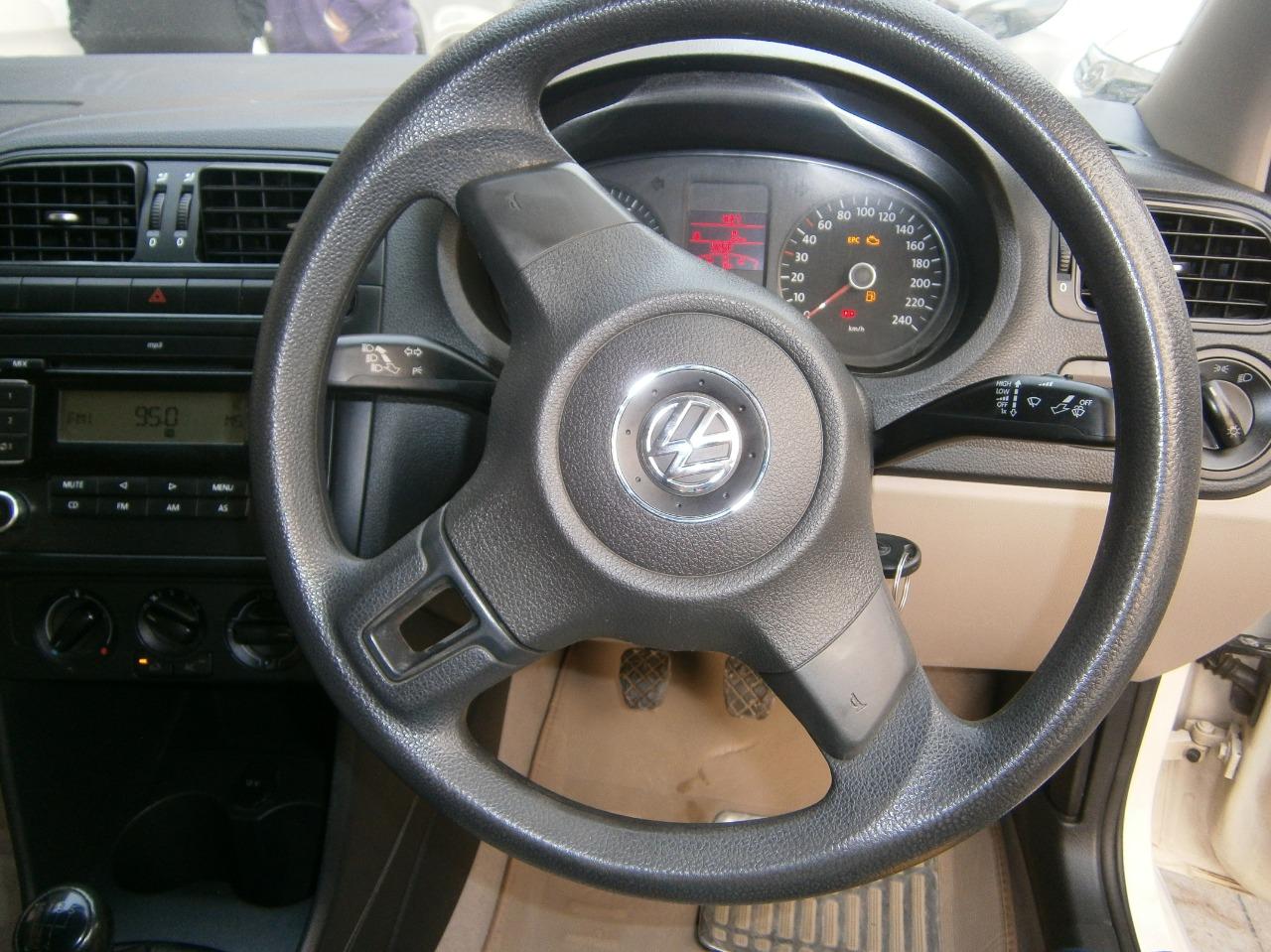 2012 Used Volkswagen Polo COMFORTLINE 1.2L PETROL