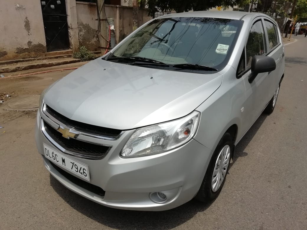 2014 Used Chevrolet Sail Uva 1.2 LS