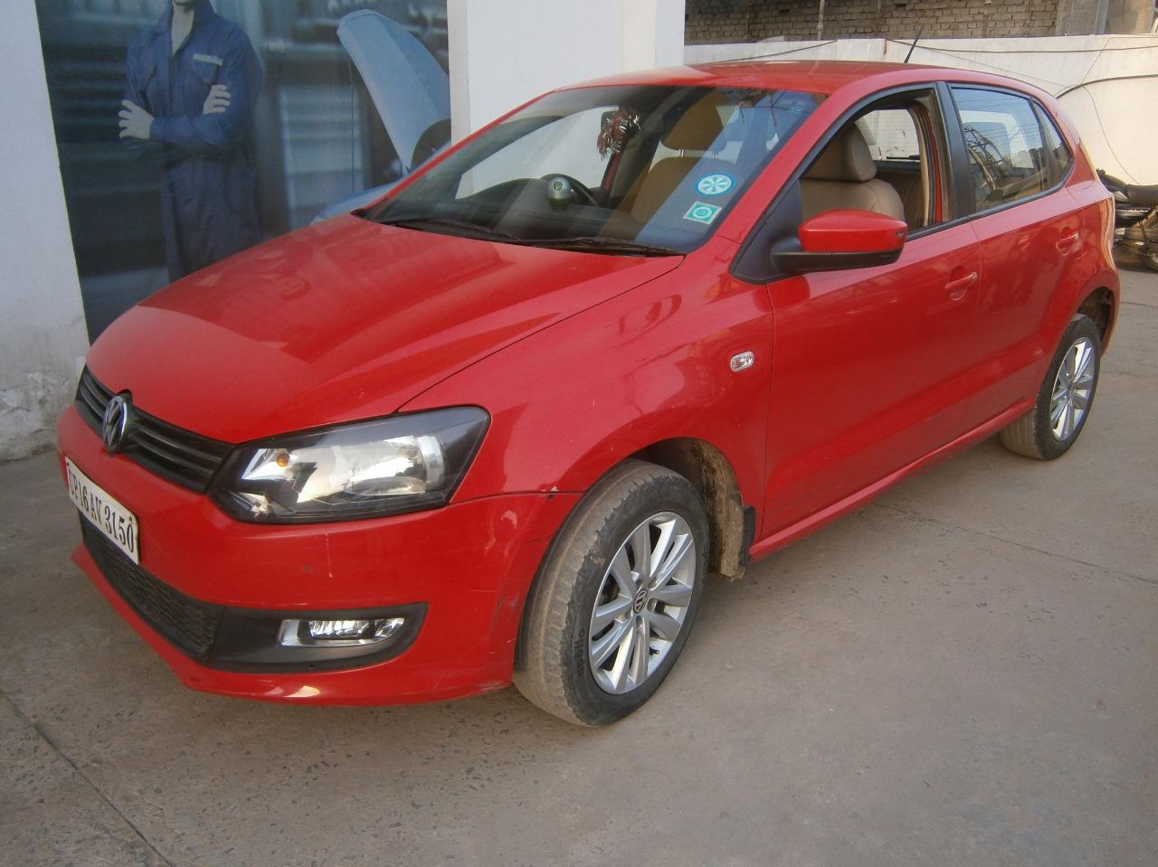 2014 Used Volkswagen Polo COMFORTLINE 1.2L PETROL