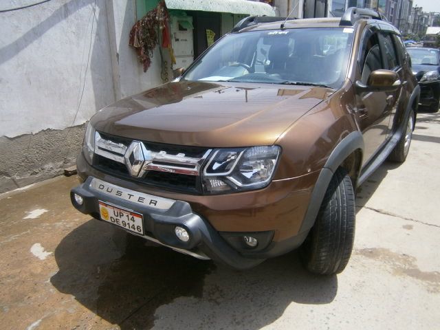 2017 Used Renault Duster RXL PETROL