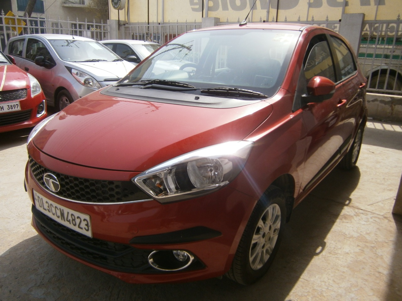 Used Tata in Gurgaon - Mahindra First Choice