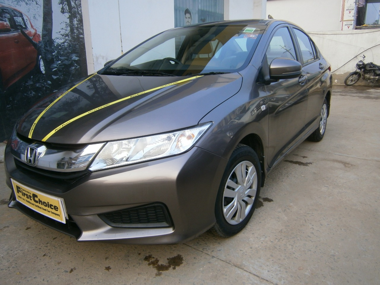 2015 Used HONDA CITY SV CVT PETROL