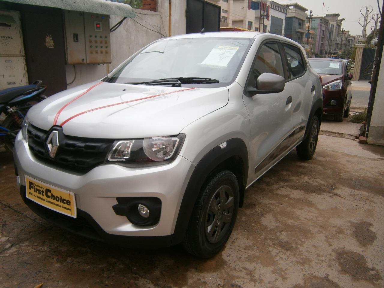 2017 Used Renault Kwid RXT