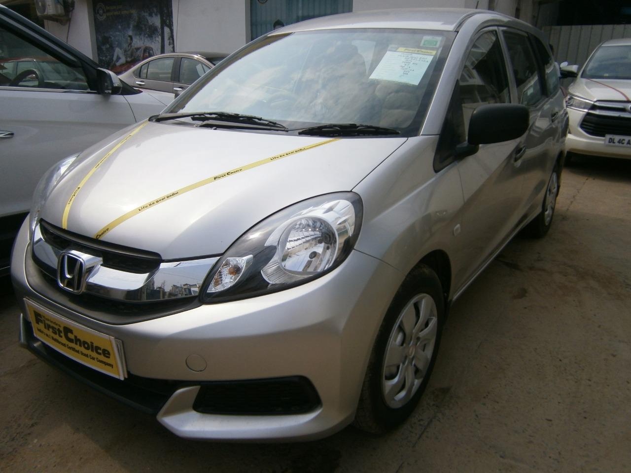 2014 Used Honda Mobilio E DIESEL