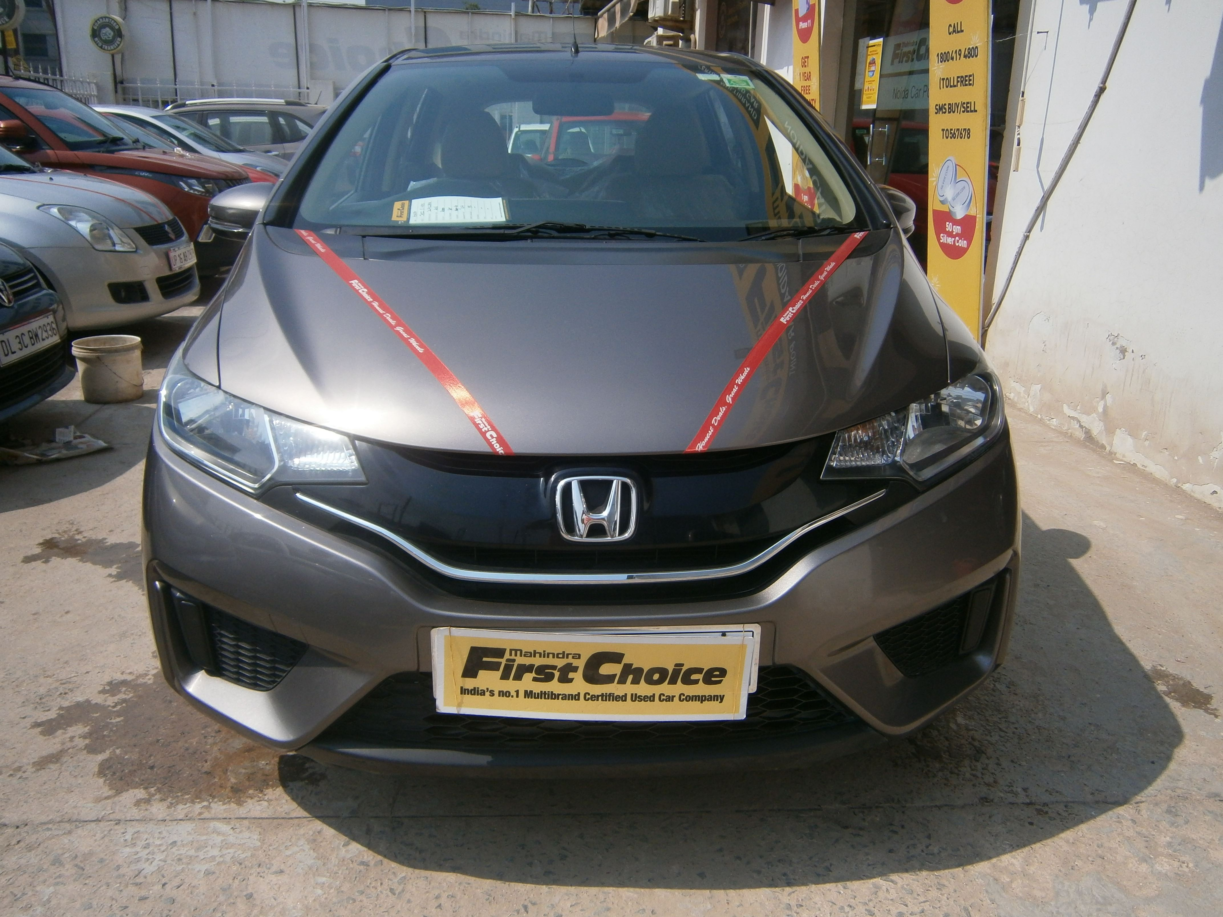 2016 Used Honda Jazz 1.2 S I VTEC