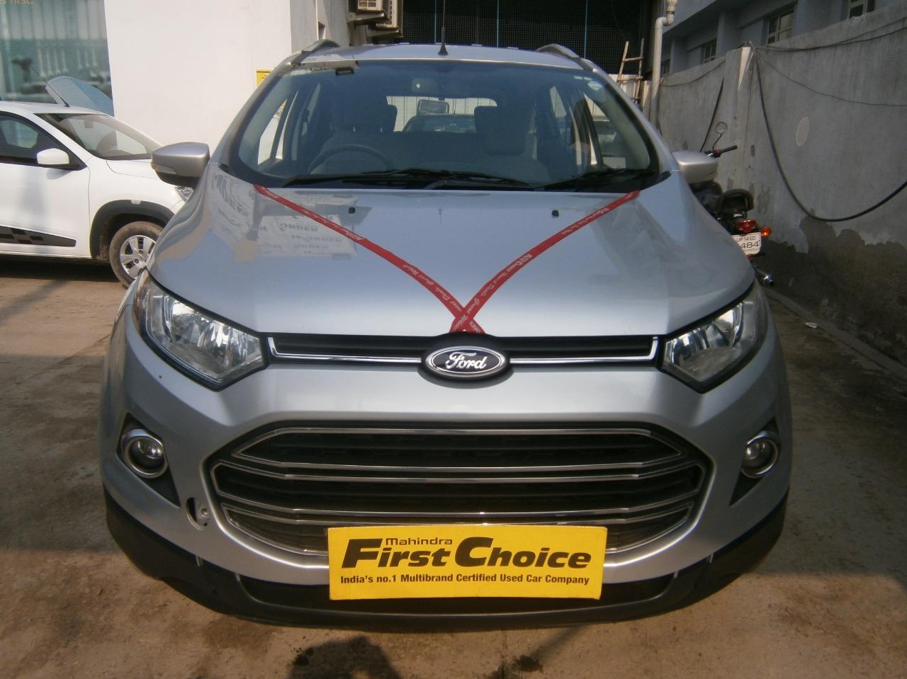 2015 Used Ford Ecosport TITANIUM 1.5 TI VCT AT