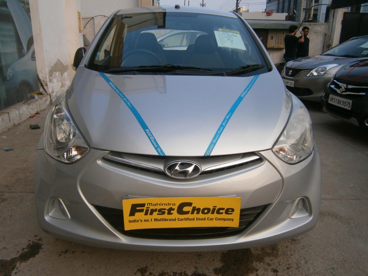 2012 Used Hyundai Eon D LITE PLUS