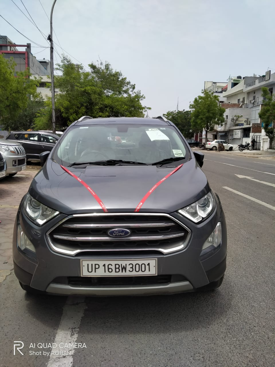 2018 Used Ford Ecosport TREND + 1.5L TI-VCT AT
