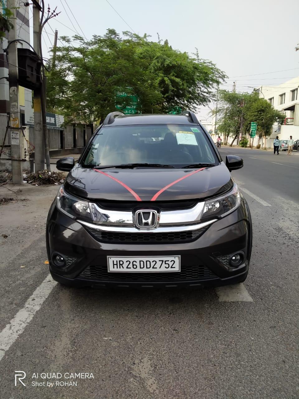 2017 Used Honda Br V V PETROL