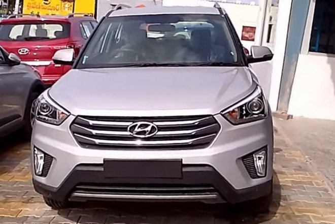 2015 Used Hyundai Creta 1.6 VTVT S