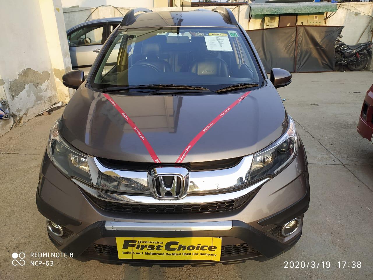 2016 Used Honda Br V V PETROL