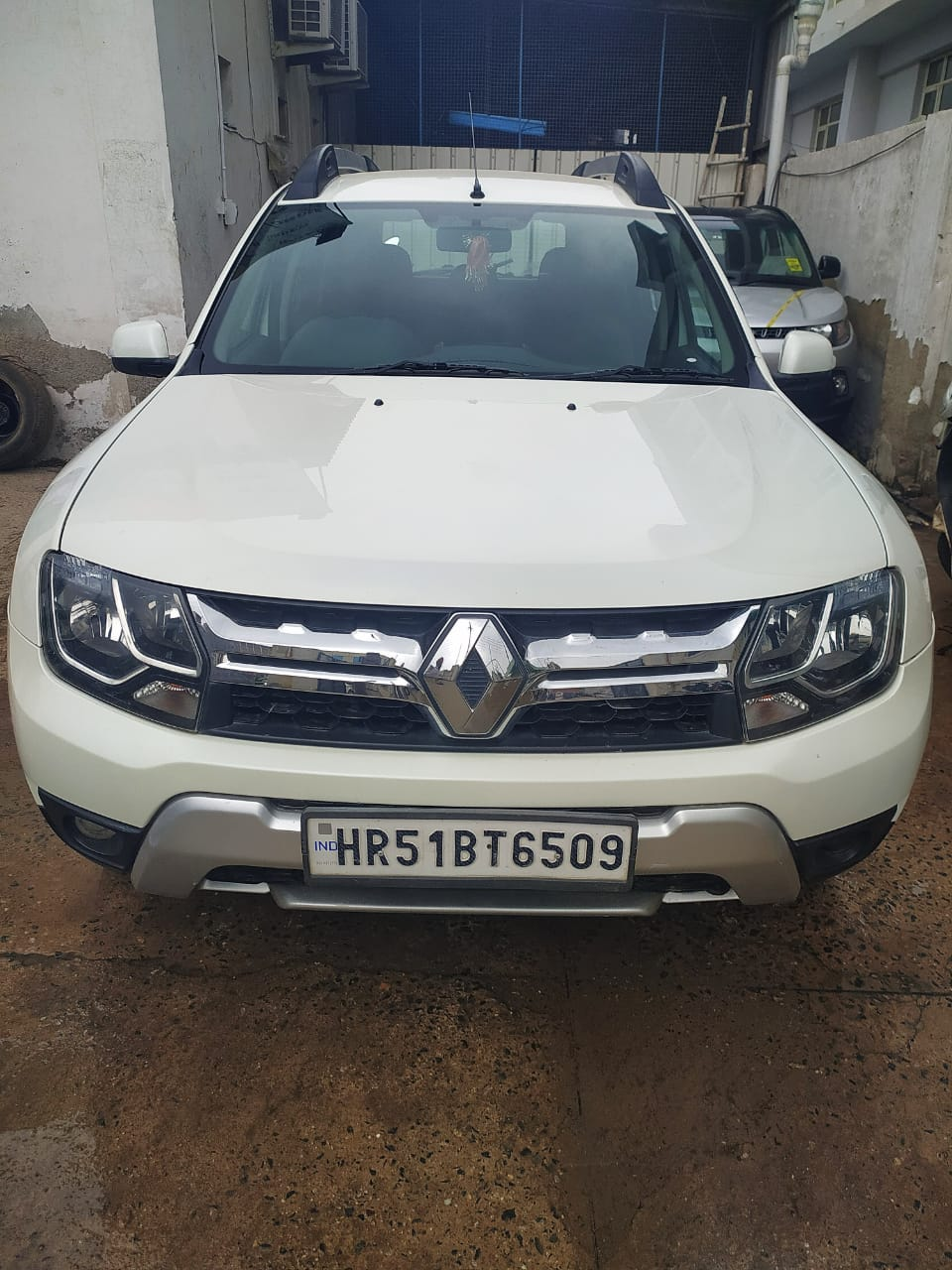 2017 Used Renault Duster 110 PS RXL 4X2 AMT