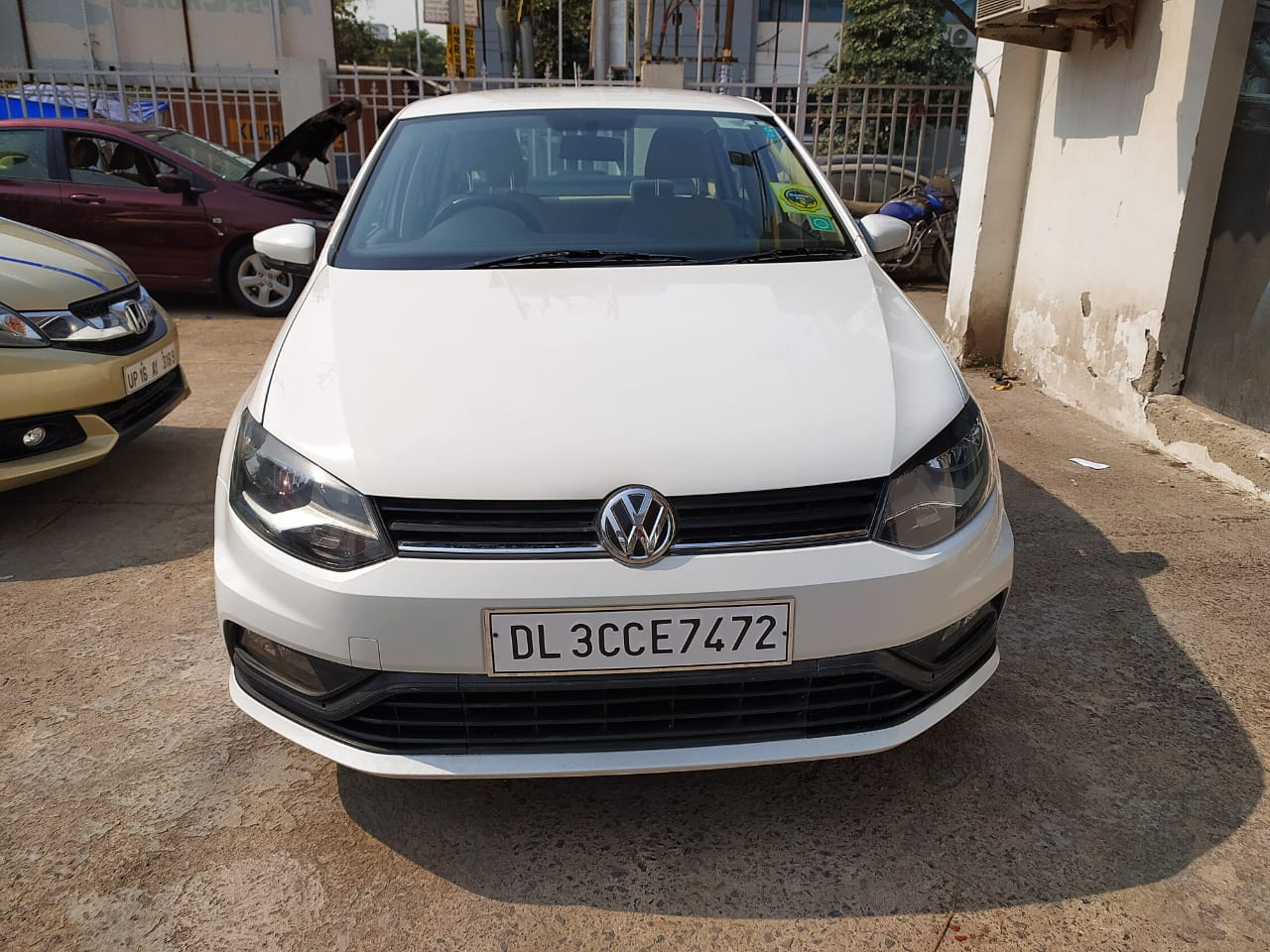 2016 Used Volkswagen Ameo 1.2 MPI ANNIVERSARY EDITION