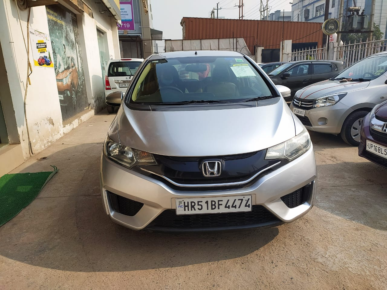 2015 Used Honda Jazz 1.2 S AT I VTEC