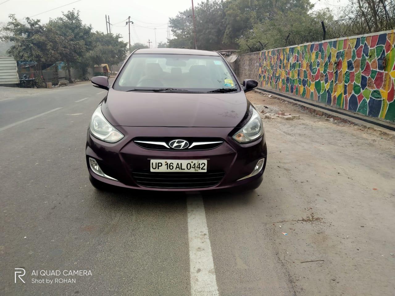 2012 Used Hyundai Verna 1.6 VTVT SX