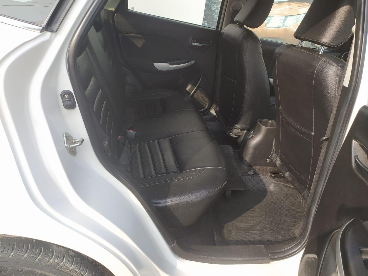 2017 Used Maruti Suzuki Baleno DELTA 1.3