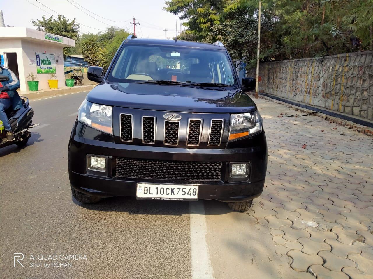 2017 Used Mahindra Tuv 300 T10
