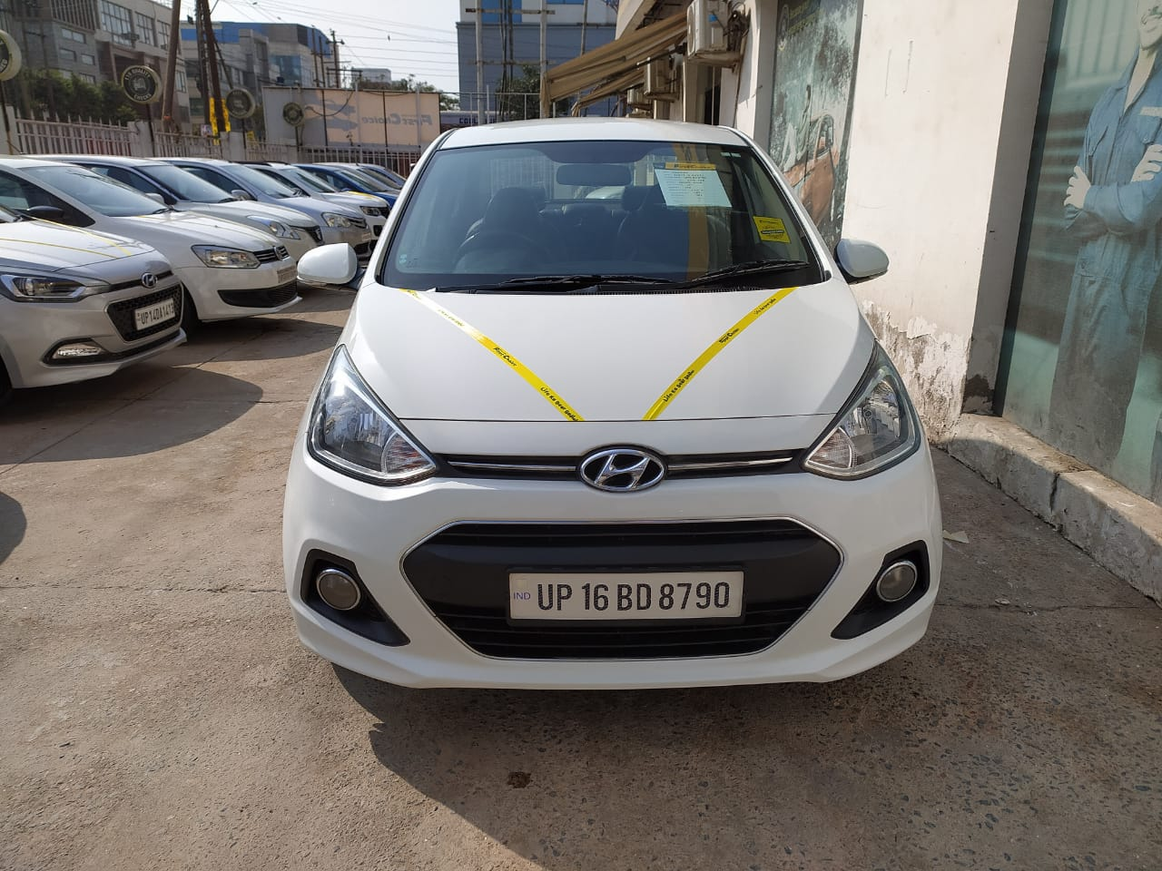 2015 Used Hyundai Xcent S 1.2