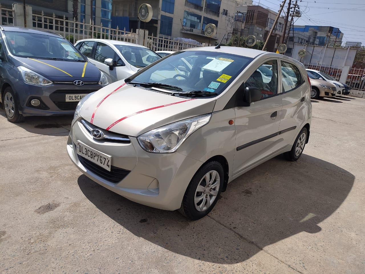 2012 Used Hyundai Eon MAGNA PLUS