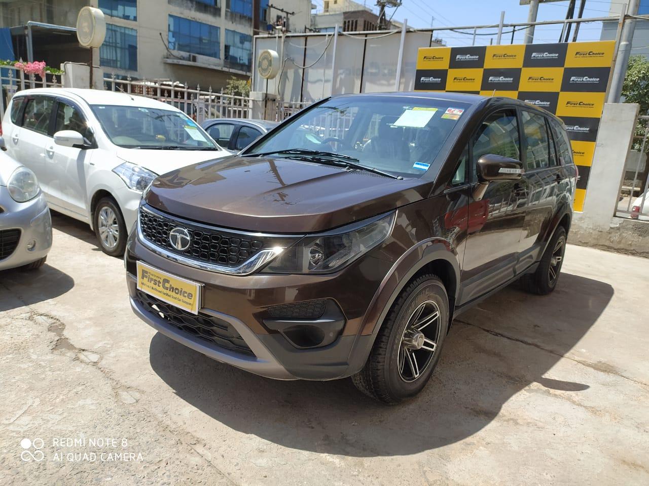 2018 Used Tata Hexa XM 4X2 7 STR