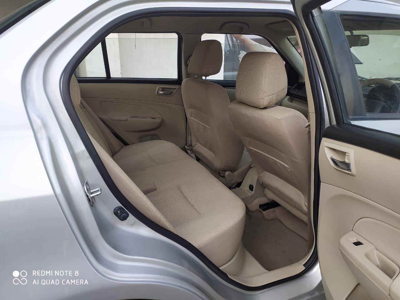 2015 Used Maruti Suzuki Swift Dzire VXI