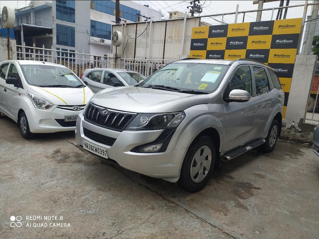 2016 Used Mahindra Xuv500(2015_2017) W4