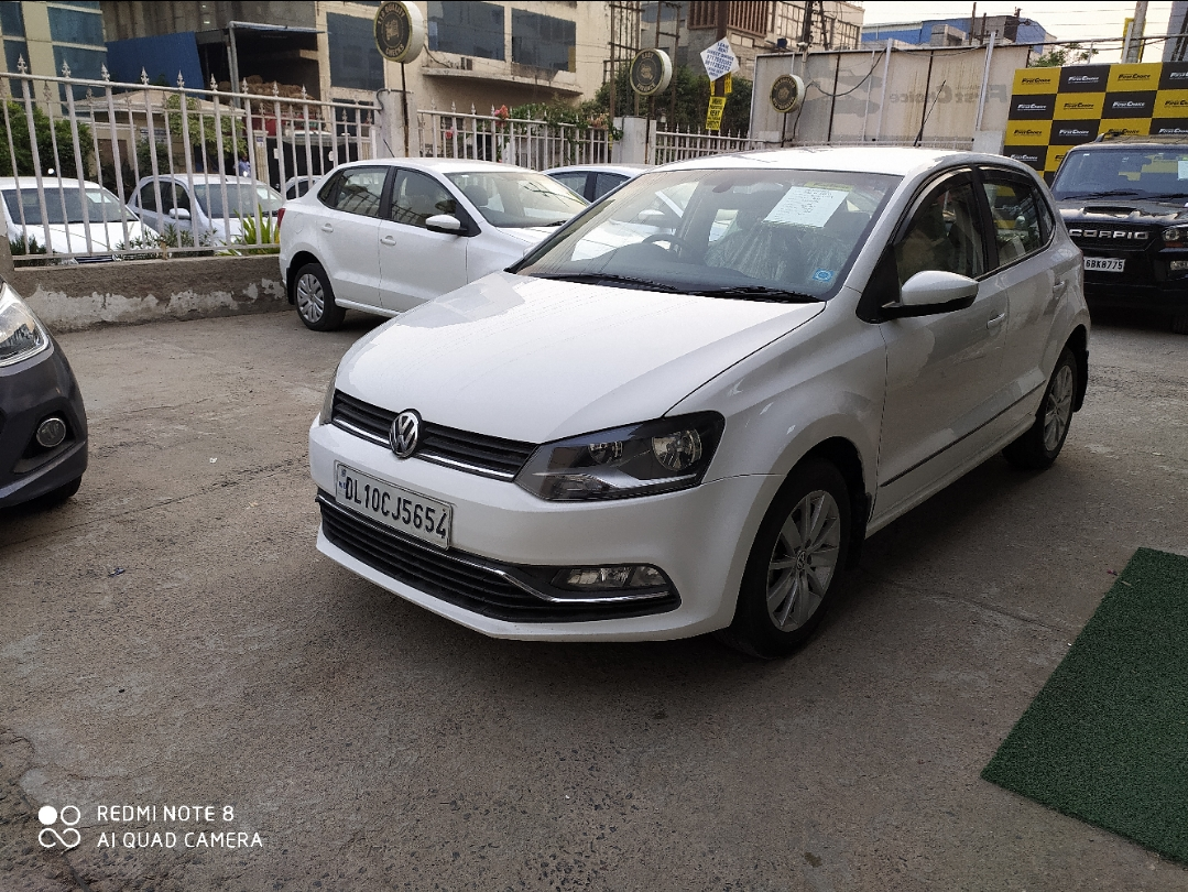 2017 Used Volkswagen Polo HIGHLINE1.2L PETROL