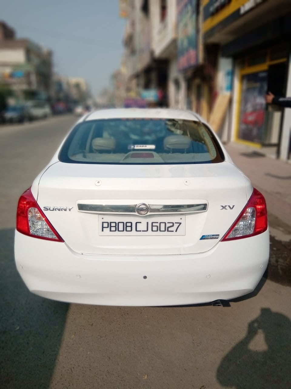 2013 Used Nissan Sunny XV DIESEL