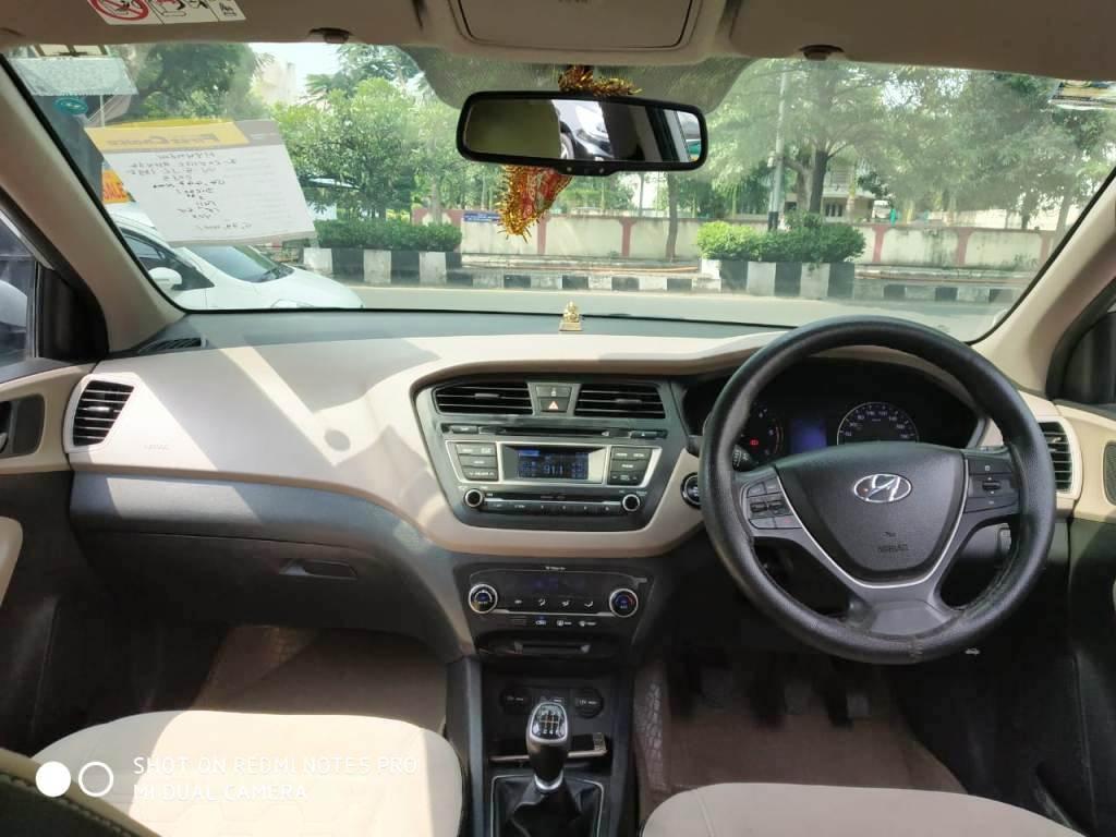 2015 Used Hyundai Elite I20 ASTA 1.4 CRDI