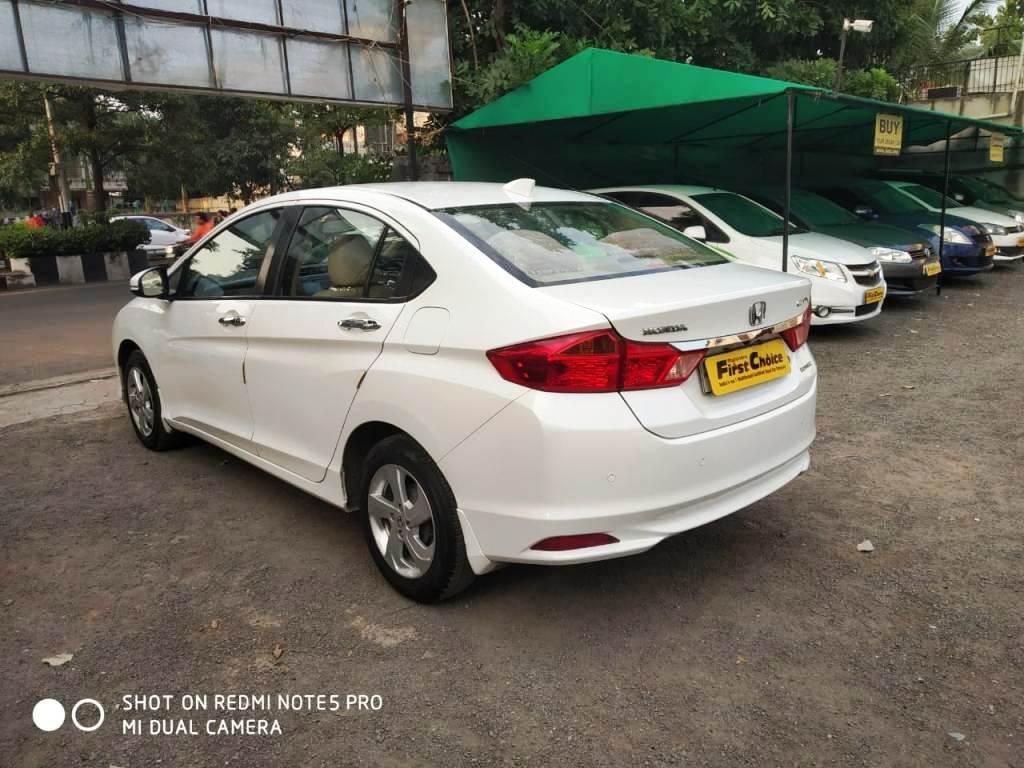 2015 Used Honda City 1.5 V MT