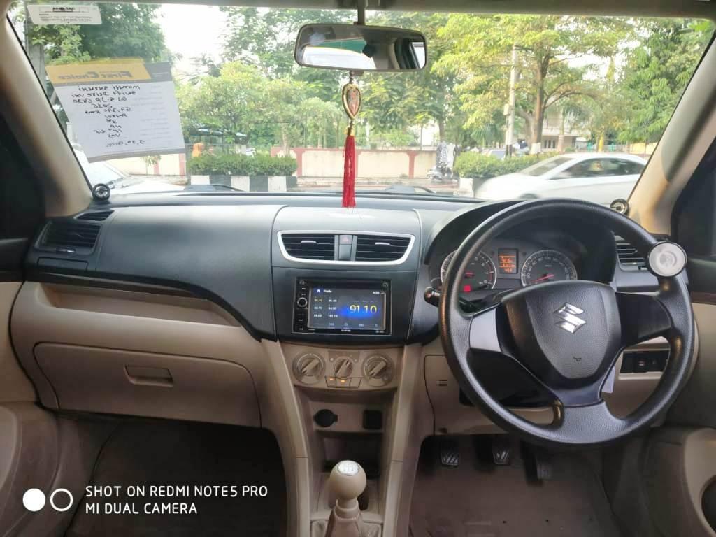 2016 Used Maruti Suzuki Swift Dzire VXI 1.2 BS IV