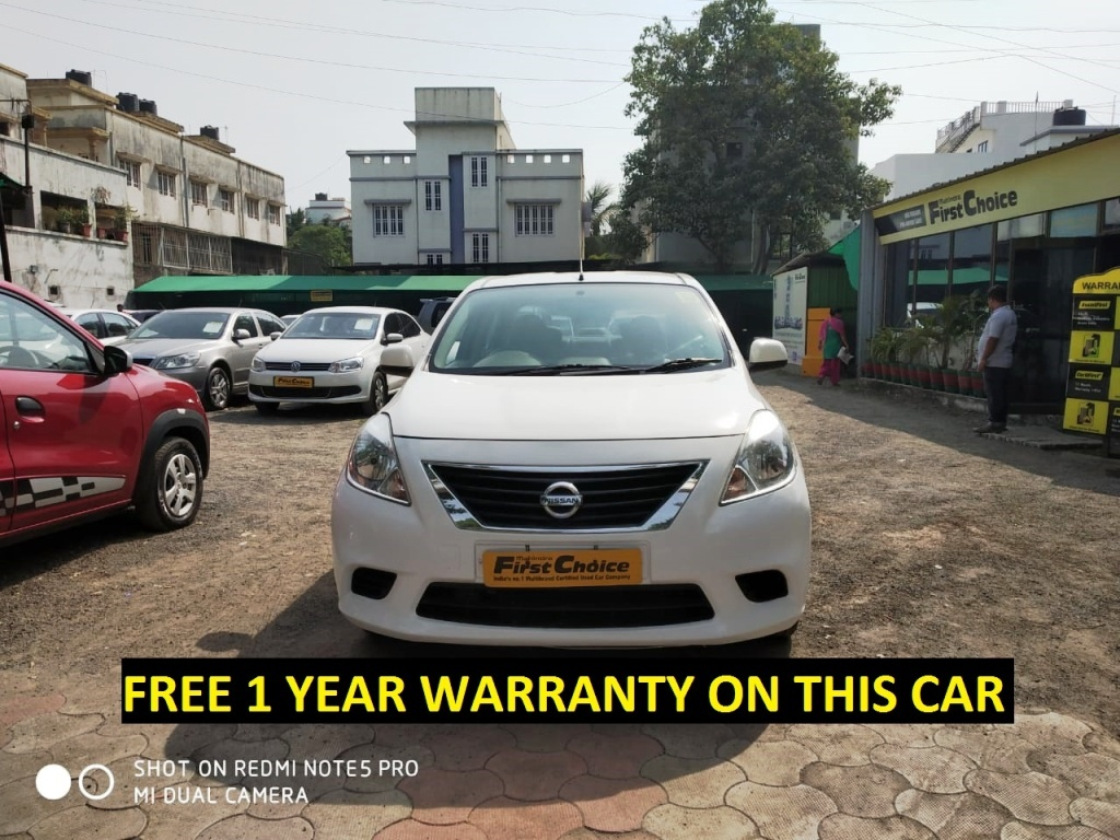 2012 Used Nissan Sunny XL DIESEL