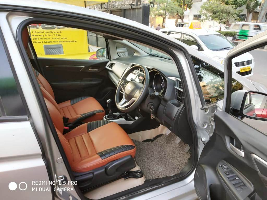 2015 Used Honda Jazz X