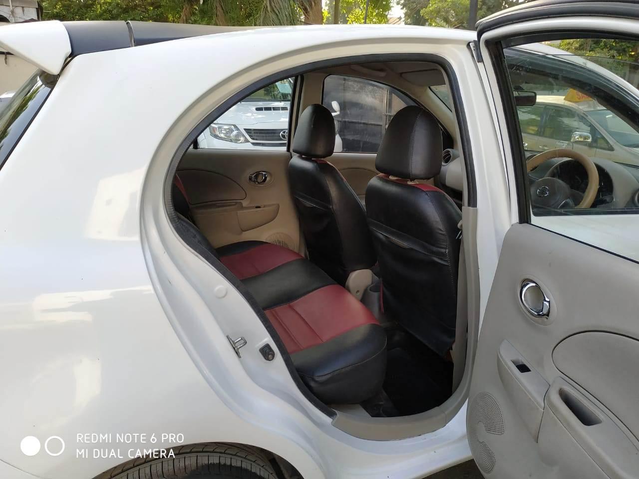 Nissan Micra Xv Diesel - Mahindra First Choice