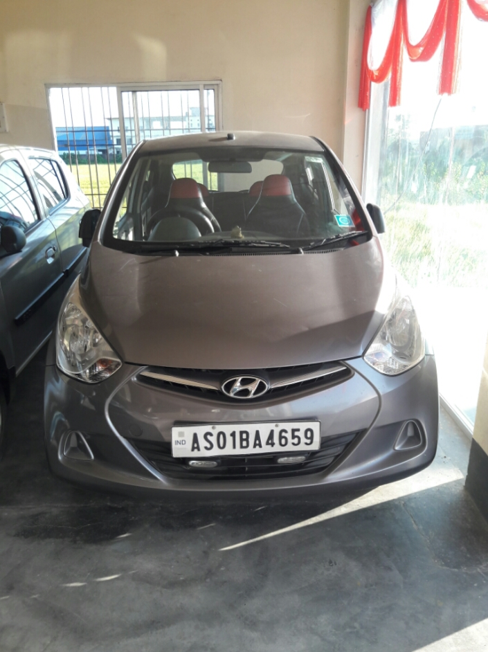 2012 Used Hyundai Eon D LITE PLUS