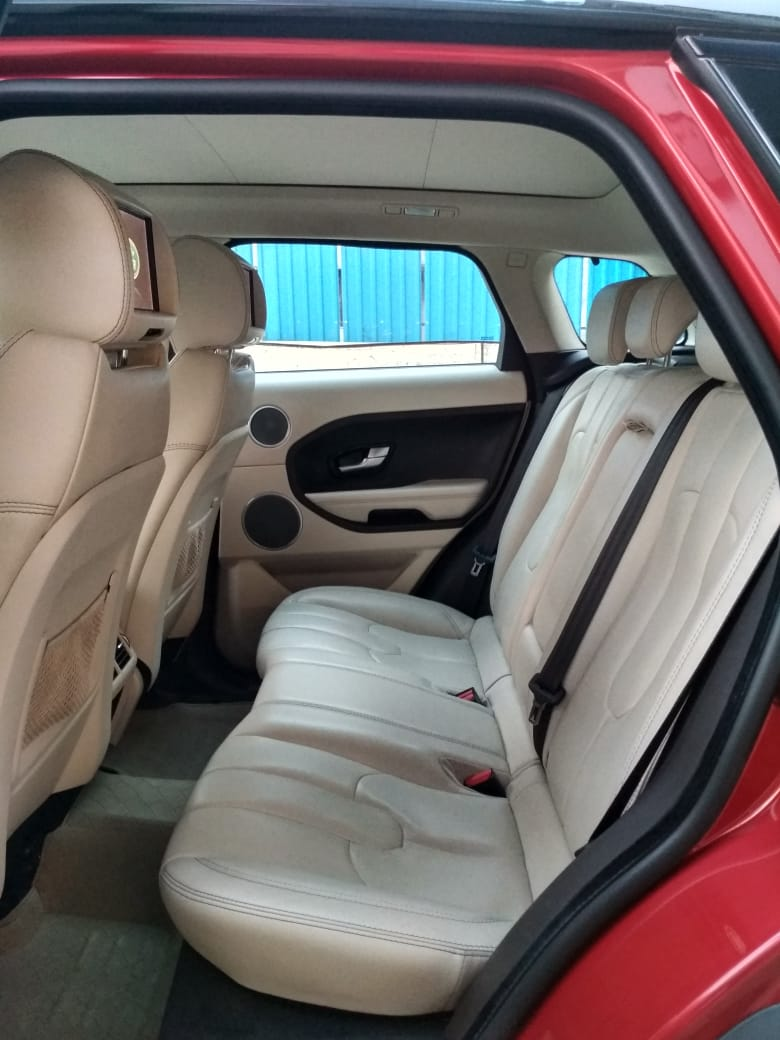 2015 Used Landrover Range Rover Evogue EVOGUE PRESTIGE SD4
