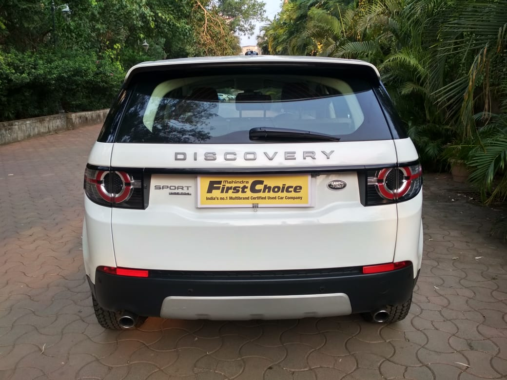 2016 Used Landrover Discovery 3.0 HSE DIESEL
